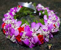 Orchid & Rosebud Haku – Style 4