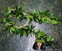 Big Island Maile Lei and Tuberose
